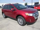 2014 Ruby Red Ford Edge SEL #94997874