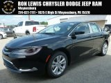 2015 Black Chrysler 200 Limited #94998066