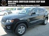 2014 Brilliant Black Crystal Pearl Jeep Grand Cherokee Laredo 4x4 #94998063