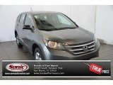 2014 Polished Metal Metallic Honda CR-V LX #94997792