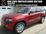 2014 Deep Cherry Red Crystal Pearl Jeep Grand Cherokee Laredo 4x4 #94998062
