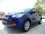 2014 Deep Impact Blue Ford Escape S #94997953