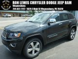 2014 Brilliant Black Crystal Pearl Jeep Grand Cherokee Limited 4x4 #94998061