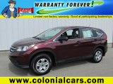 2012 Basque Red Pearl II Honda CR-V LX #94998417