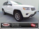 2014 Bright White Jeep Grand Cherokee Limited #94998411