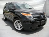 2014 Tuxedo Black Ford Explorer Limited #94998104