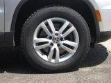 Volkswagen Tiguan 2012 Wheels and Tires