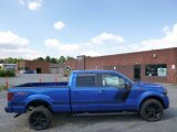 2014 Blue Flame Ford F150 FX4 SuperCrew 4x4 #95042541