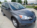 2011 Polished Metal Metallic Honda CR-V EX 4WD #95043011