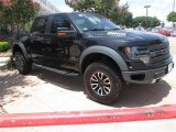 2014 Tuxedo Black Ford F150 SVT Raptor SuperCrew 4x4 #95042576