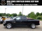 2014 Black Ram 1500 Sport Quad Cab 4x4 #95042676
