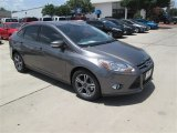 2014 Sterling Gray Ford Focus SE Sedan #95042569