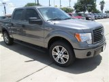 2014 Sterling Grey Ford F150 STX SuperCrew #95042564