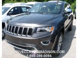 2014 Granite Crystal Metallic Jeep Grand Cherokee Limited 4x4 #95042976
