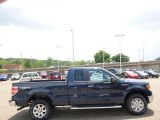 2014 Blue Jeans Ford F150 XLT SuperCab 4x4 #95042665