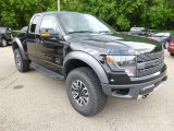 2014 Ford F150 SVT Raptor SuperCab 4x4 Data, Info and Specs