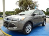 2014 Sterling Gray Ford Escape Titanium 2.0L EcoBoost #95079833