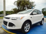 2014 White Platinum Ford Escape SE 2.0L EcoBoost #95079832
