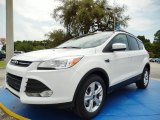 2014 Oxford White Ford Escape SE 2.0L EcoBoost #95079831