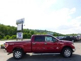 2014 Ruby Red Ford F150 XLT SuperCrew 4x4 #95079783