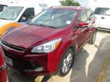 2014 Ruby Red Ford Escape Titanium 2.0L EcoBoost #95112996