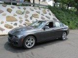 2014 Mineral Grey Metallic BMW 3 Series 335i xDrive Sedan #95116680