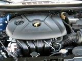 2015 Hyundai Elantra Engines