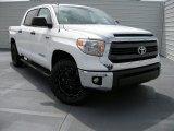 2014 Super White Toyota Tundra TSS CrewMax #95116397