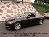 2013 Jet Black BMW 3 Series 328i xDrive Coupe #95116854