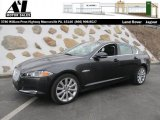 2013 Stratus Grey Metallic Jaguar XF 3.0 AWD #95116760