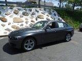 2014 Mineral Grey Metallic BMW 3 Series 328i xDrive Sedan #95116667