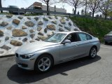 2014 Orion Silver Metallic BMW 3 Series 320i xDrive Sedan #95116645