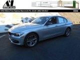 2014 Glacier Silver Metallic BMW 3 Series 328i xDrive Sedan #95116641