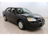 2007 Black Chevrolet Malibu LS Sedan #95116467
