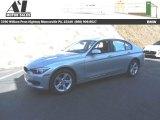 2014 Glacier Silver Metallic BMW 3 Series 320i xDrive Sedan #95116639