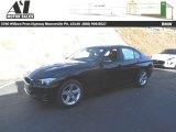 2014 Jet Black BMW 3 Series 320i xDrive Sedan #95116638