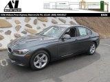 2014 Mineral Grey Metallic BMW 3 Series 320i xDrive Sedan #95116630
