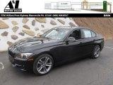 2014 Jet Black BMW 3 Series 328i xDrive Sedan #95116626