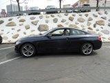 2014 BMW 4 Series Imperial Blue Metallic