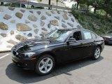 2014 Jet Black BMW 3 Series 328i xDrive Sedan #95116715