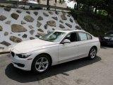 2014 Alpine White BMW 3 Series 320i xDrive Sedan #95116709
