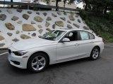 2014 Alpine White BMW 3 Series 320i xDrive Sedan #95116708