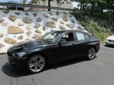 2014 Jet Black BMW 3 Series 335i xDrive Sedan #95116704