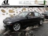 2014 Jet Black BMW 3 Series 320i xDrive Sedan #95116612