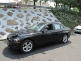 2014 Jet Black BMW 3 Series 320i xDrive Sedan #95116698
