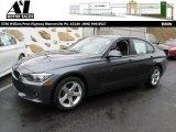 2014 Mineral Grey Metallic BMW 3 Series 328d xDrive Sedan #95116598
