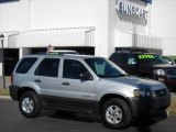 2006 Silver Metallic Ford Escape XLS #949252