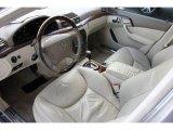 2005 Mercedes-Benz S Interiors