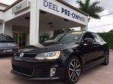 2014 Deep Black Pearl Metallic Volkswagen Jetta GLI Autobahn #95171882