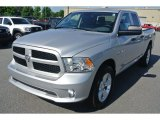 2014 Bright Silver Metallic Ram 1500 Express Quad Cab #95172209